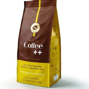 Café Especial Luiz Paulo Torrado e Moído 250g - Coffee Mais